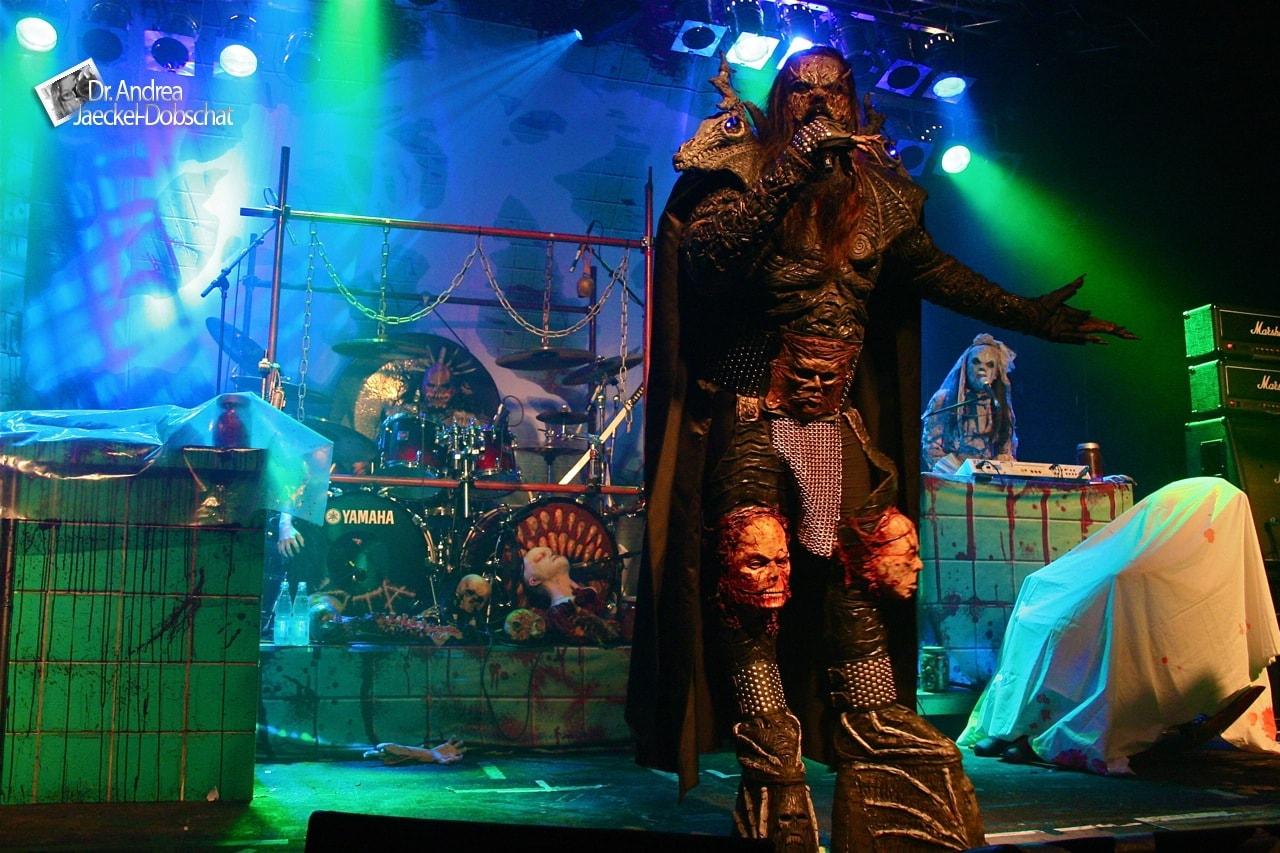 Lordi Löwensaal Nürnberg 2009