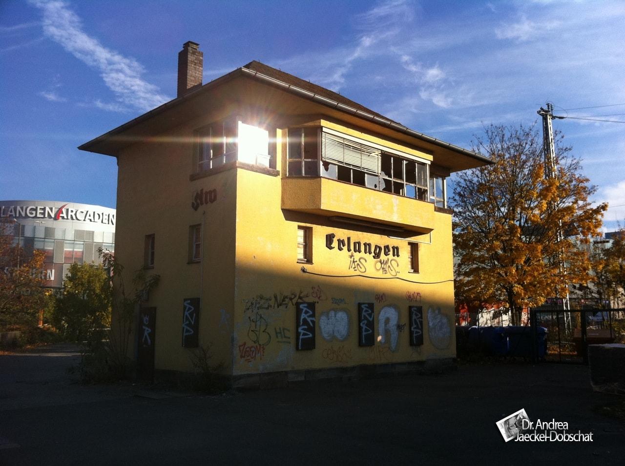 Halloween in Erlangen