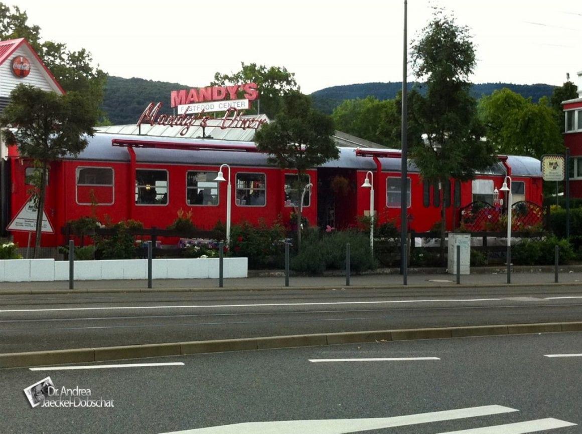 Mandy's Diner in Heidelberg