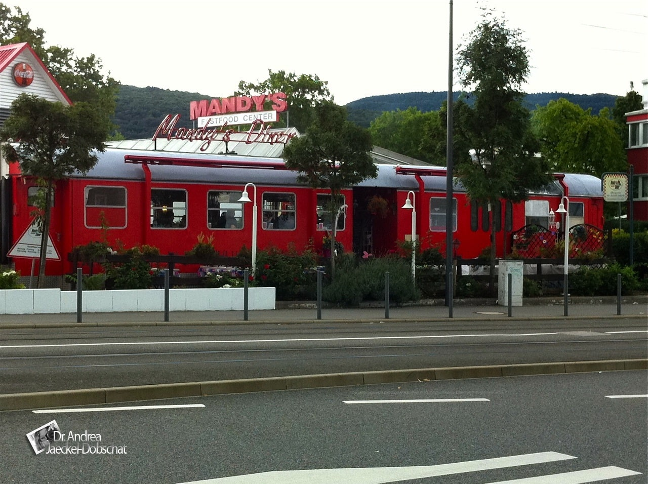 Mandy's Diner in Heidelberg