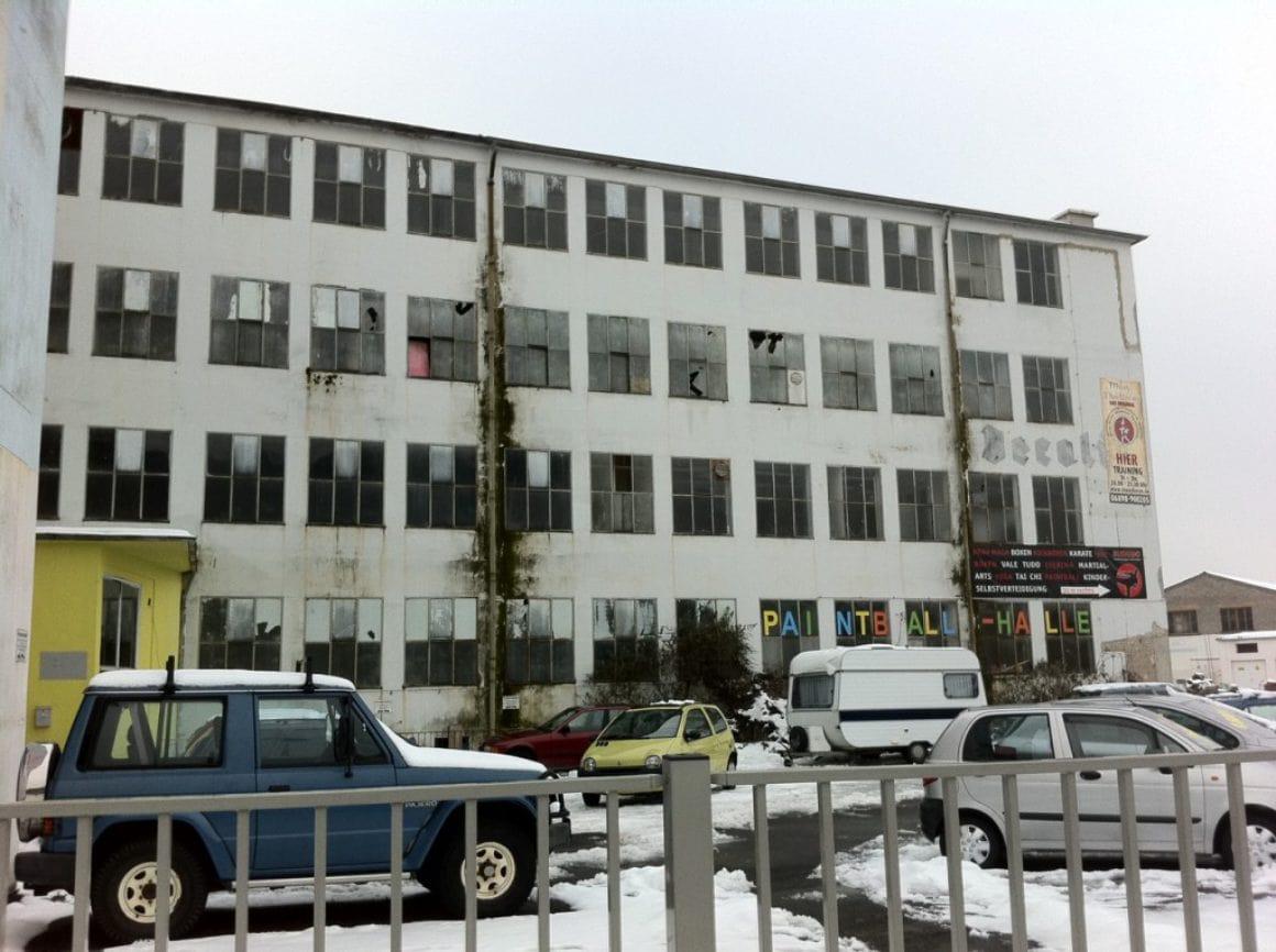 Paintball-Halle Saarbrücken