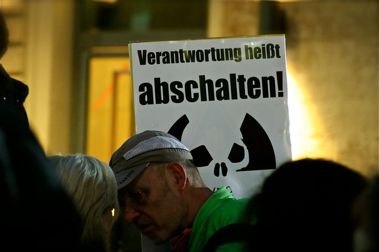 18. Anti-Atom-Montagsspaziergang Saarbrücken