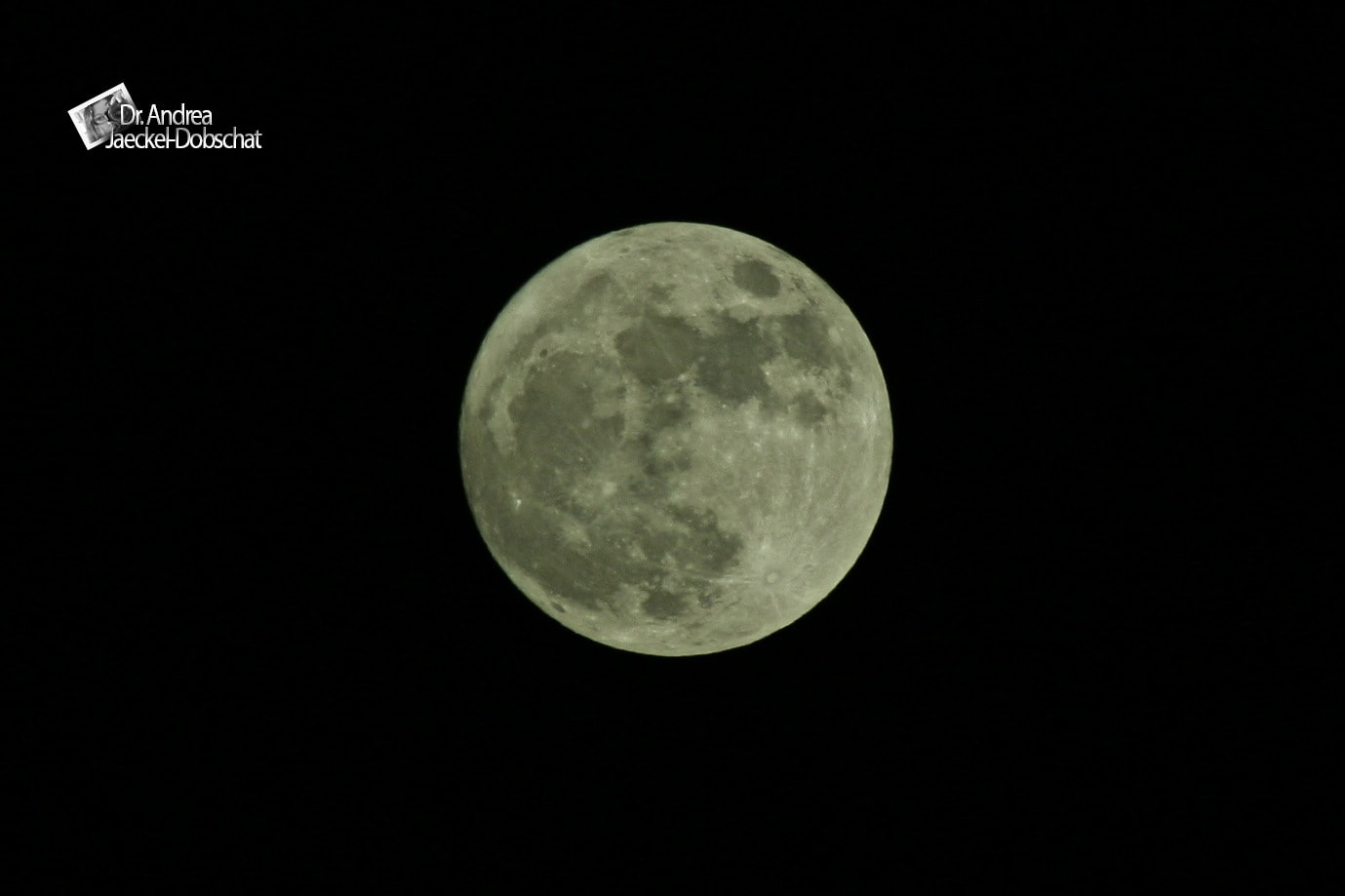 Vollmond 17.04.2011