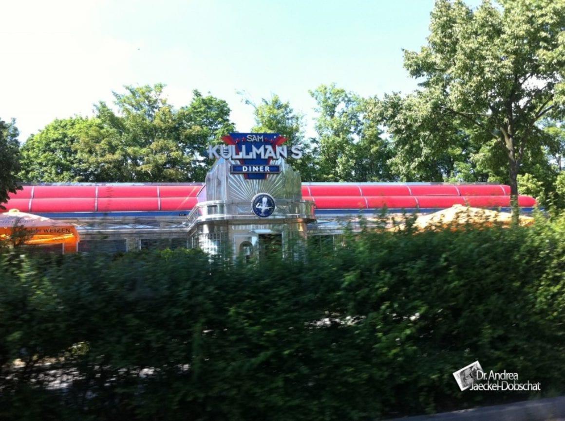 Sam Kullman's Diner Kaiserslautern