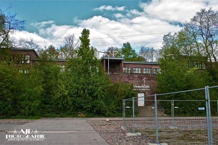 Lehrwerkstätte Saarbrücken Burbach