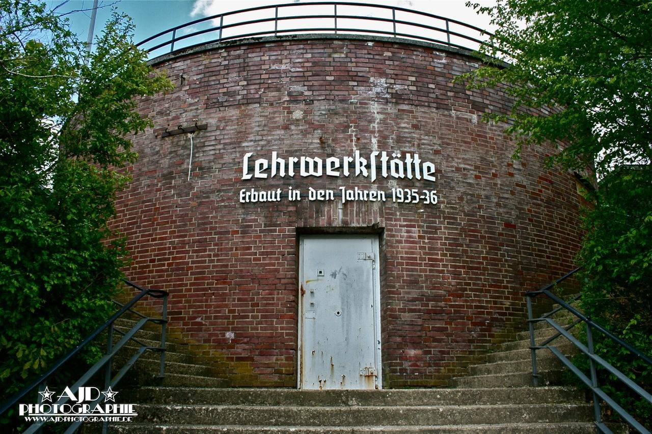 Lehrwerkstätte Saarbrücken Burbach 01