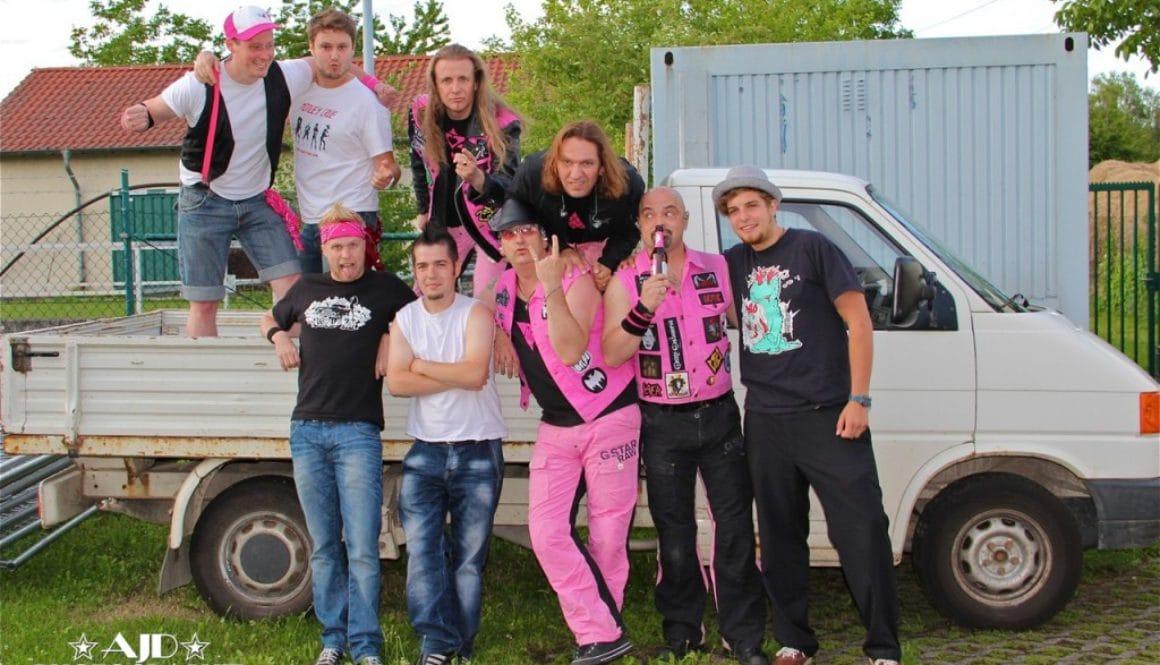 An Assfull Of Love mit J.B.O. in Otterstadt 2011
