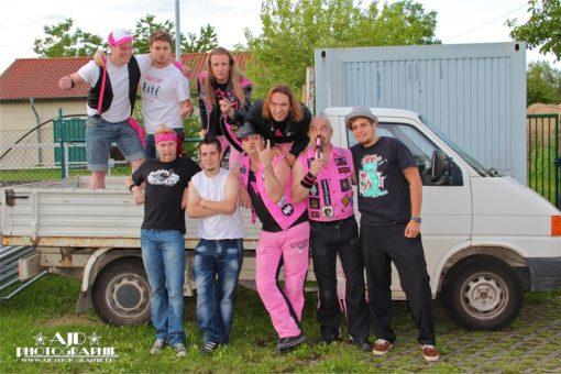 J.B.O. in Otterstadt, 18.06.2011