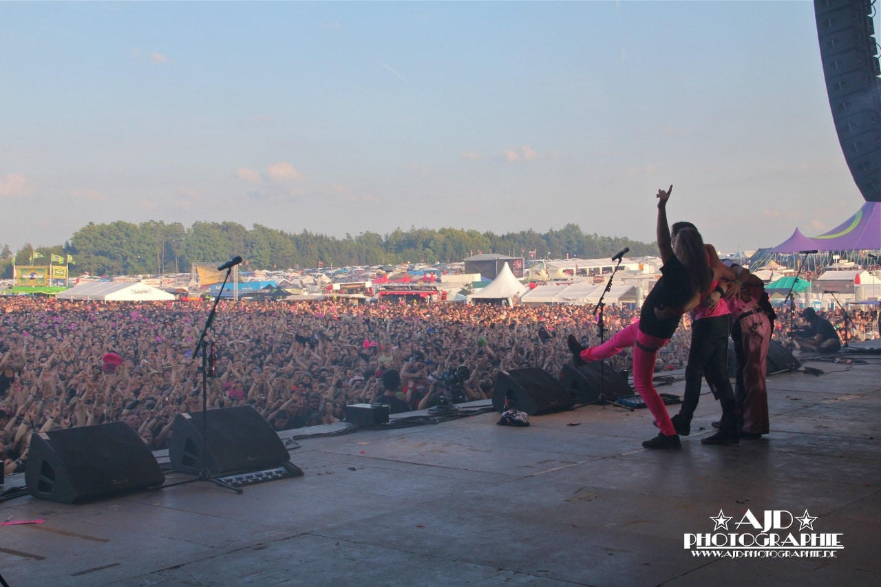 J.B.O. @ Summer Breeze 2011 - 07