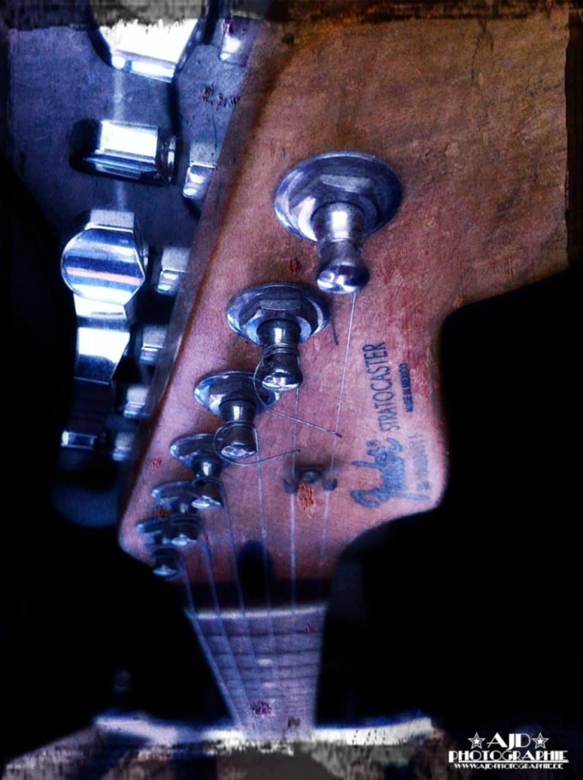 Fender Strat Mexico