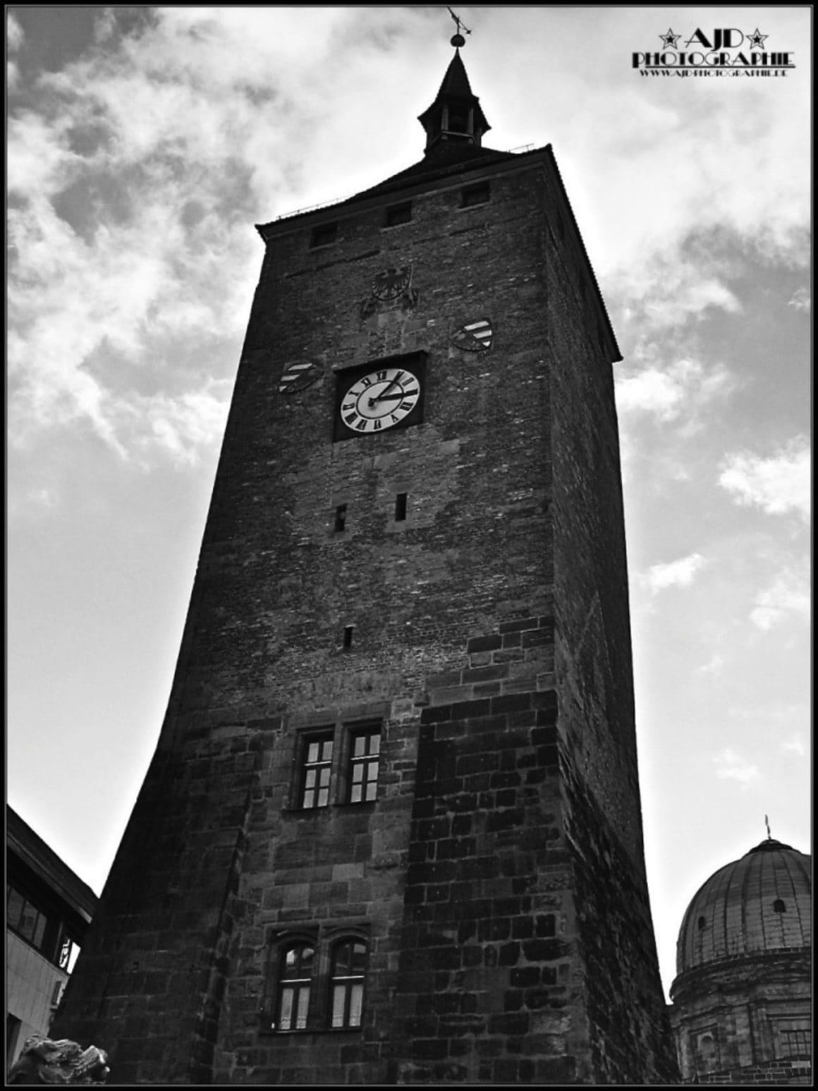 Weisser Turm Nürnberg