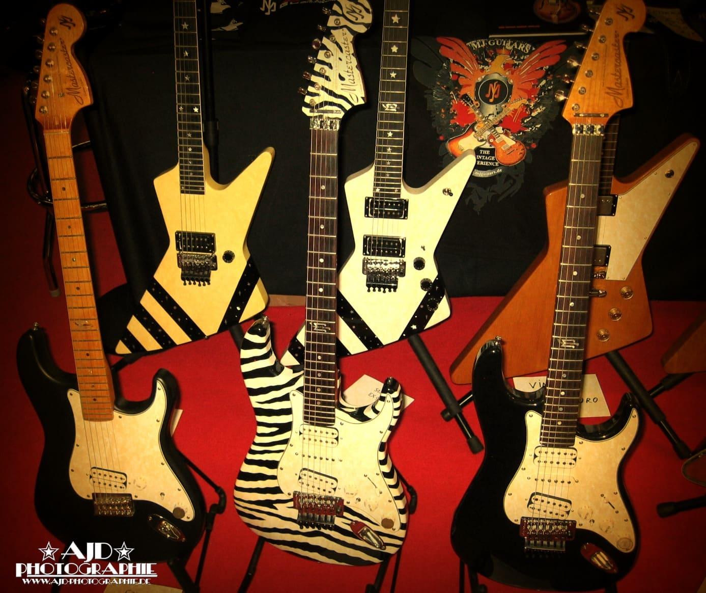 Gitarren Musikmesse 2011