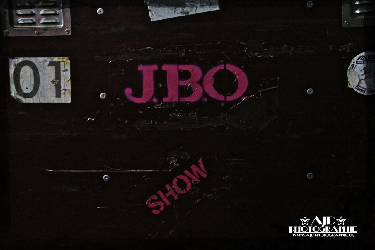 J.B.O. Show-Case