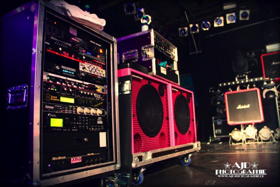 J.B.O. Guitar & Bass Racks