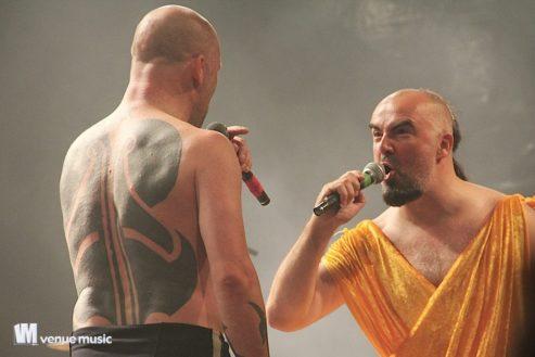 Knorkator @ Altstadtfest Saarbrücken, 30.06.2012
