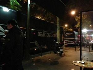 Steel Panther Busse Paris - Foto: Andrea Jaeckel-Dobschat