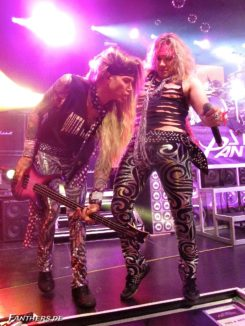 Steel Panther @ Gibson Club Frankfurt, 27.10.2012