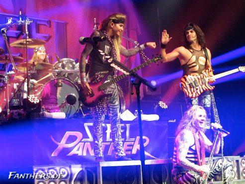 Steel Panther @ Le Bataclan Paris, 30.10.2012