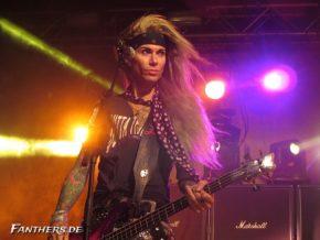 Steel Panther @ Live Music Hall Köln, 03.11.2012