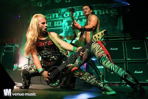 Kissin' Dynamite @ Kulturfabrik LU-Esch, 29.09.2012