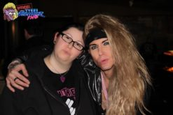 Interview mit Lexxi Foxx (Steel Panther) @ LKA Stuttgart, 07.02.2014