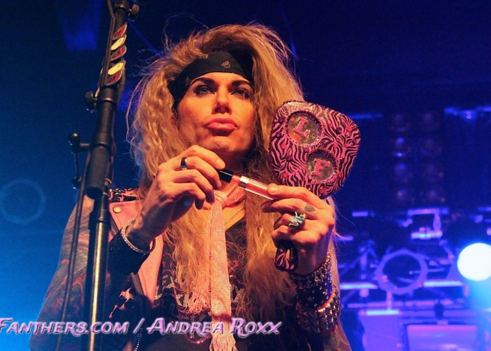 Steel Panther @ Live Music Hall Köln, 11.02.2014