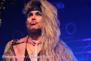 Steel Panther @ Live Music Hall Köln, 11.02.2014