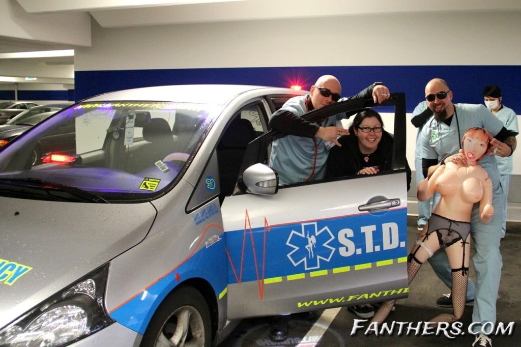 S.T.D. Emergency Car