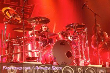 Steel Panther @ Hugenottenhalle Neu-Isenburg, 10.02.2014