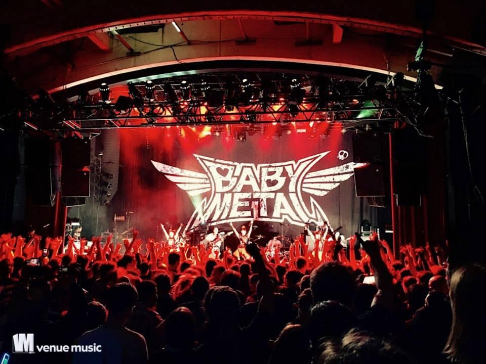 Babymetal: 01.06.2015 - Foto: Andrea Jaeckel-Dobschat