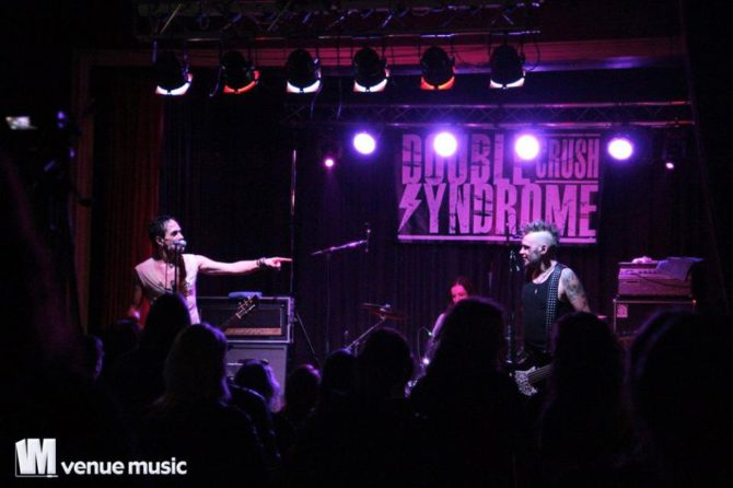 Double Crush Syndrome 2016 - Foto: Andrea Jaeckel-Dobschat