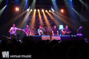 Die Monsters Of Liedermaching in der Garage Saarbrücken am 20.04.2016