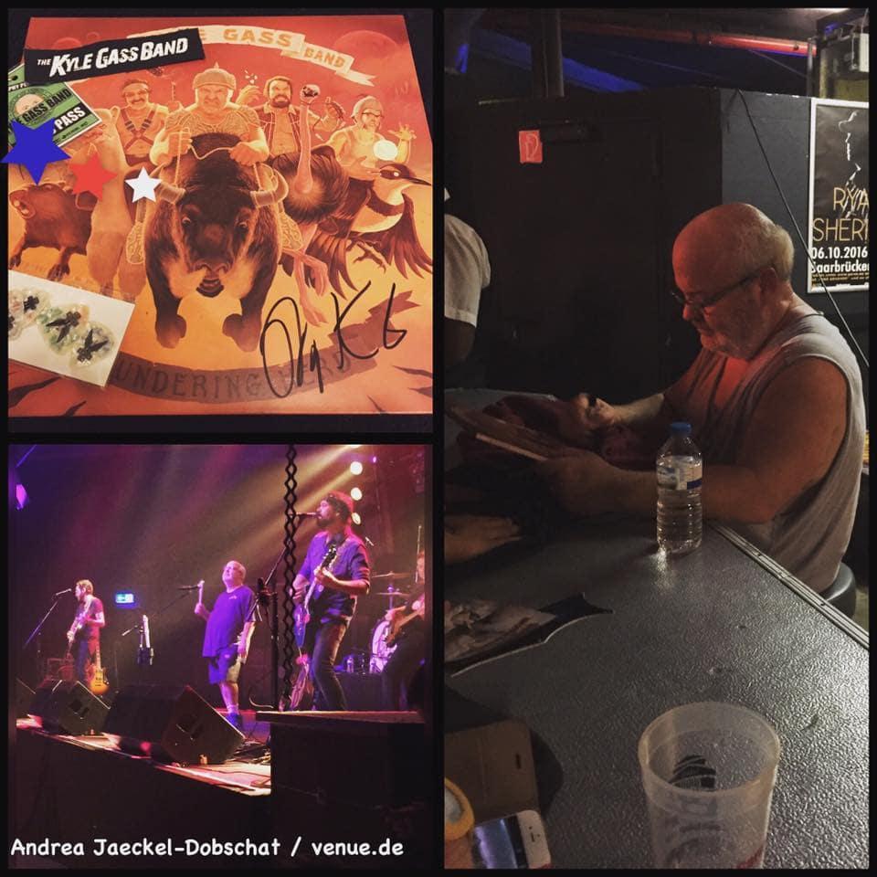 Kyle Gass Band: 16.09.2016 - Garage, Saarbrücken