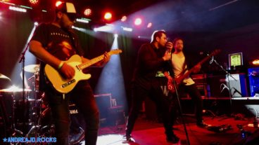 SPH Bandcontest: Stadtfinale Saarbrücken mit KORE am 20.05.2017