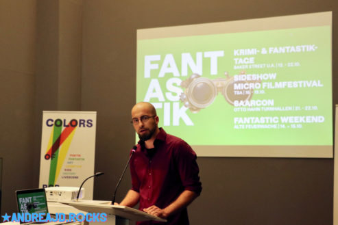 "Pressekonferenz: ""Colors Of Pop"" Festival für Popkultur"