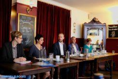 """Pressekonferenz: """"Angewandte Pop-Studien"""" an der Universität des Saarlandes"""