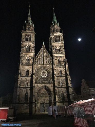 Weihnachtszeit in Nürnberg 2015