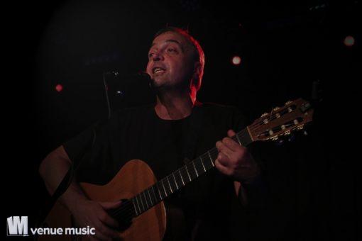 Götz Widmann am 29.09.2017 im Kleinen Klub Saarbrücken