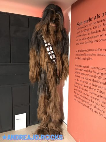 Saar Wars Ausstellung im Historischen Museum Saar