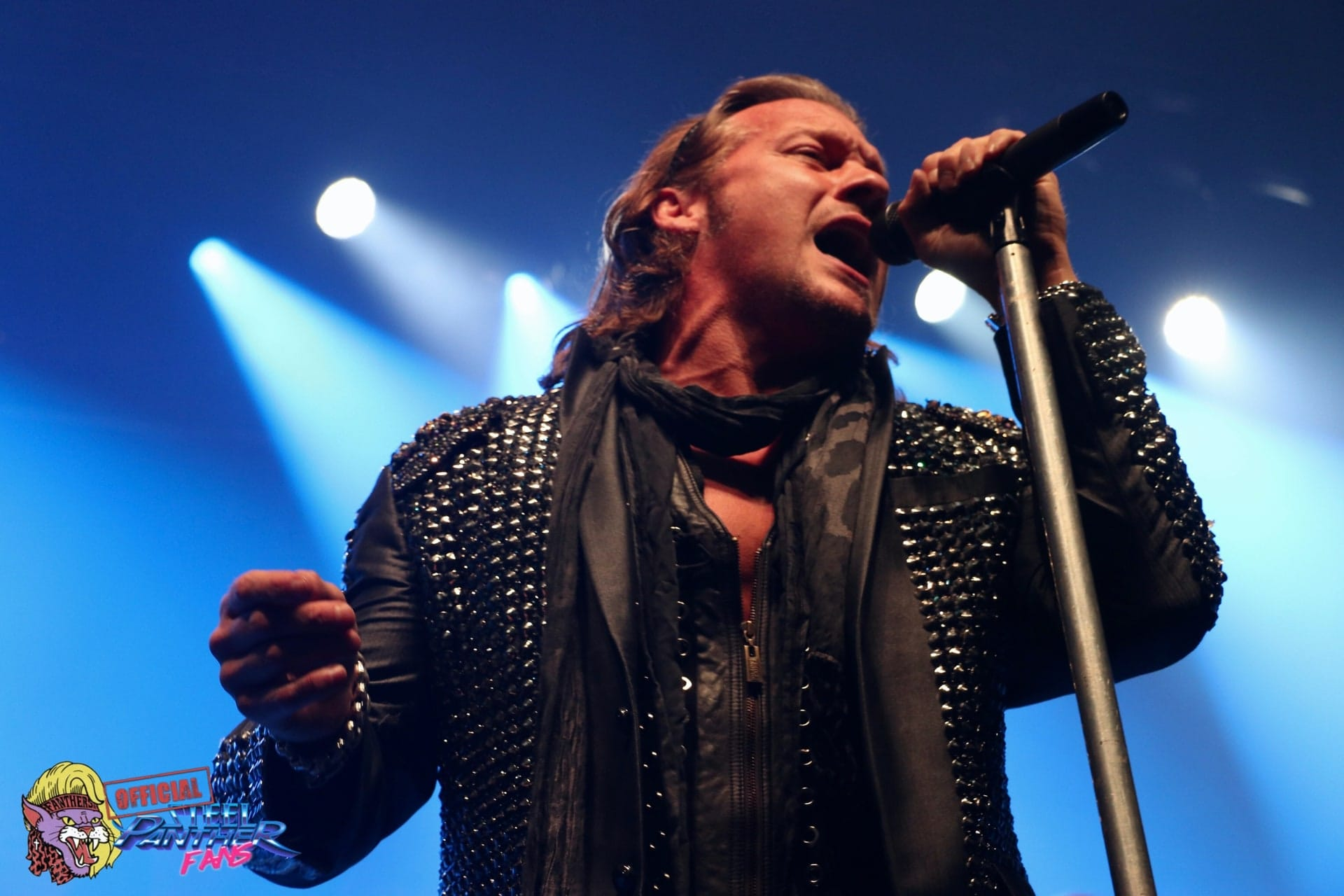 FOZZY am 28.01.2018 im L'Olympia Paris