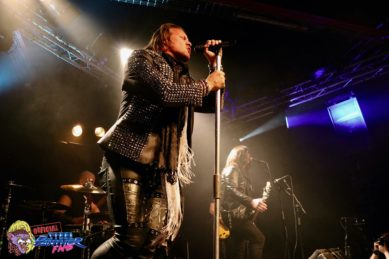 FOZZY am 07.02.2018 im Den Atelier in Luxemburg