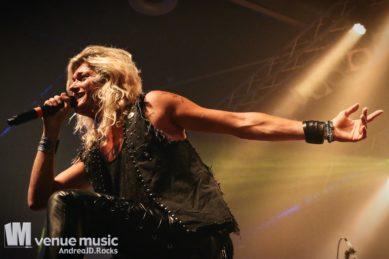 Kissin' Dynamite am 06.08.2018 im Huxleys Neue Welt Berlin