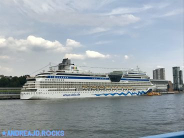 Urlaub in Hamburg, August 2018
