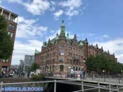 Urlaub in Hamburg, August 2018